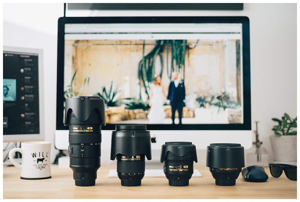 Nikon lenses for wedding photography